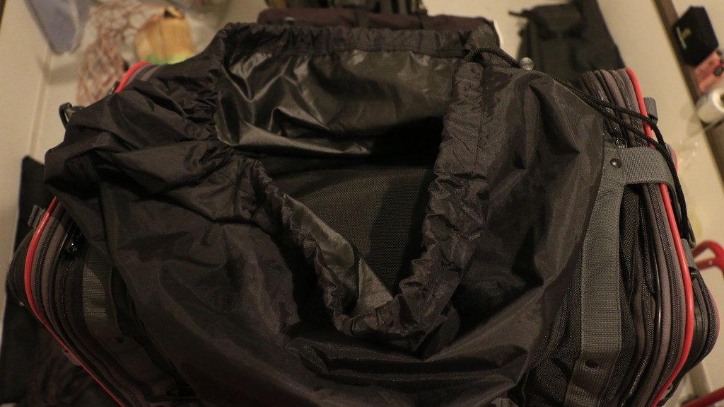 キャンピングシートバッグ2収納袋