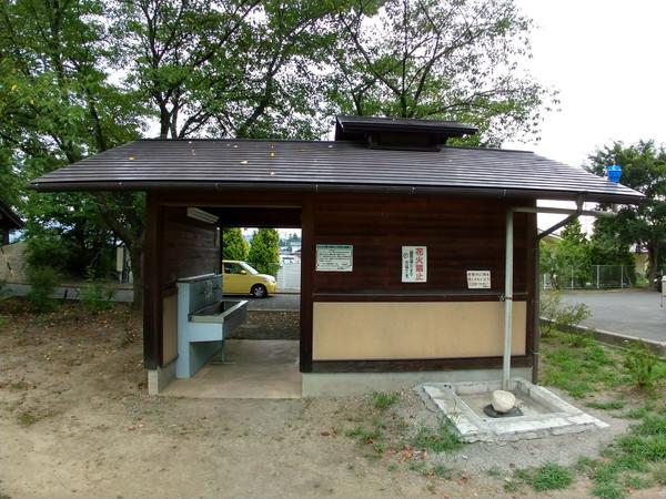 かじかの里公園トイレ